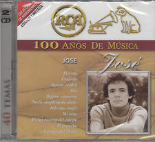 Jose Jose CD NEW 100 Anos De Musica ALBUM Con 40 Canciones !