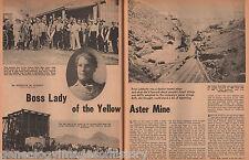 Boss Lady of the Yellow Astor Mine, Rosa LaMonte Burcham + Family - Koehn, Reddy