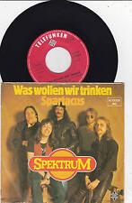 Spektrum - Was wollen wir trinken   / Spartakus