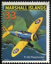 US Army Boeing P-26 Peashooter avión aviones de combate sello de menta (usaac)
