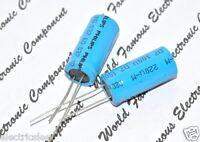 2pcs - Vishay PHILIPS 037 220uF (220µF) 100V Radial Electrolytic Capacitor