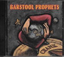 BARSTOOL PROPHETS - Crank (CD) 1995 Alternative Rock
