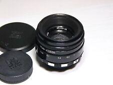 Helios-44 2/58mm #8052280 Lens M39/M42 SLR mount.Russian BIOTAR copy