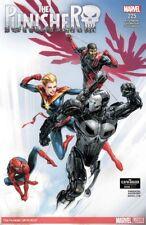 The Punisher #225 Captain Marvel
