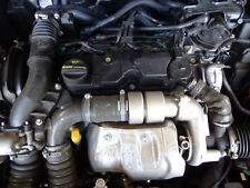 Ford Fiesta JA8 Vl Motor ohne Anbauteile 1,6 TDci 55kW HHJF DV6 107142 tkm.