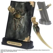 Basilisk Fang and Tom Riddle Diary Sculpture Harry Potter The Noble Collection