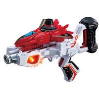 NEW Lupine Ranger vs Patranger transformation gun DX VS Changer Lupine Red Set