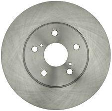 Disc Brake Rotor-Non-Coated Front ACDelco Advantage 18A1485A