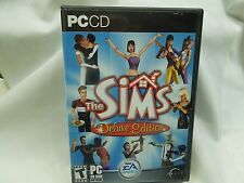Used Package of Three Sims Video Games