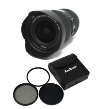 Canon EF 16-35mm f/4L IS USM + KamKorda Filter Kit 77mm - UK NEXT DAY DELIVERY