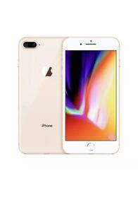 APPLE iPhone 8 Plus 256GB (UNLOCKED )-ROSE GOLD