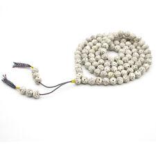 Moon&Star Bodhi Seed Tibet Buddhist 108 Prayer Beads Mala Necklace