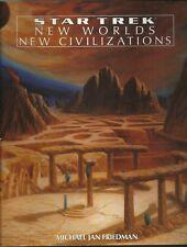 Star Trek: New Worlds New Civilizations H/C