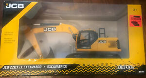 1/32 JCB 220X LC EXCAVATOR by ERTL 43211A Factory Sealed