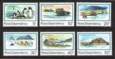 New Zealand  - Ross Dep. - 1982 Pictorials Set (6) - SG15/20 - UHM - #140037