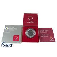 *** 25 EURO Niob Münze ÖSTERREICH 2015 KOSMOLOGIE Austria Gedenkmünze Coin ***