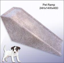 """Dog Ramp, Built to last, 24"""" tall x 14"""" wide x 40"""" Deep,  Sturdy Ramp."""