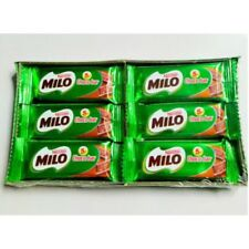 12x6g Nestle milo choco candy bar chocolate flavoured confectionery snack