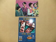 THE MONKEES CORNERSTONE INSIDE TRADER PROMO CARD IT3 DAVY JONES MIKE NESMITH