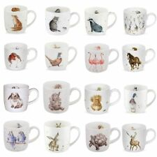 Royal Worcester Country Mugs