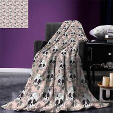 Warm Blankets Soft Comfortable Cover Bedspread Portable Travel Blankets Creative