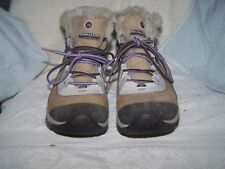 MERRELL WOMEN'S BOOTS  8 THERMO ARC WATERPROOF BRINDLE