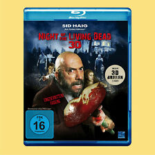 ••••• Night Of The Living Dead 3D (Blu-ray) (incl. 3D-Brillen) ☻