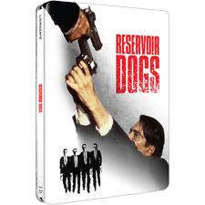 Reservoir Dogs Steelbook (Blu-ray, Uk) Rare Oop Like New Region B Disc!