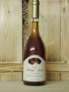 2000 Tokaji Aszu 6 Puttonyos Sweet Dessert Wine Hungary 0,5 L