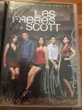 One tree hill Season 6 DVD signed by Cast J Lafferty, Bethany J Lenz, H Burton..