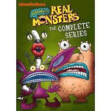 AAAHH Real Monsters Complete Series 0826663143294 DVD Region 1