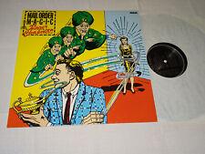 ROGER CHAPMAN - MAIL ORDER MAGIC / GERMANY-VINYL-LP 1986 (MINT-)
