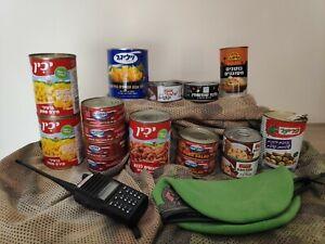 Army Food Israeli Army MRE 15.05.2017