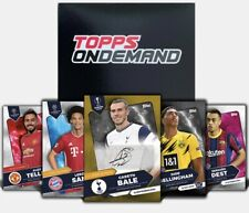 Topps On Demand UEFA Champions League Summer Signing Set 2020 Box