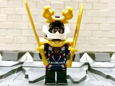 LEGO Ninjago Sons of Garmadon Samurai X Minifigure 70642