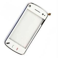 Touch Screen Digitizer Frame Panel For Nokia N97 Mini  Repair Part White UK