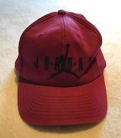 SUPER RARE Vintage 1991 Michael Jordan Nike Cap Hat air retro chicago bulls nba