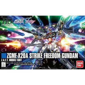 HG 1/144 Strike Freedom Gundam | Bandai |Plastic Kit