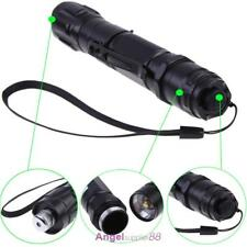532nm Laserpointer LED Laser Pointer Stift Pen Grün Green Strahl Stern 1mW+Seil
