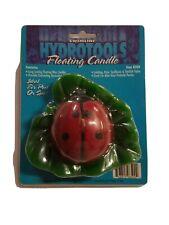 HydroTools Pool or Spa Hot Tub Ladybug Flowers