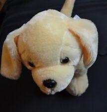 NEW Build A Bear Workshop White Dog Stuffed Animal Children's Kids Toy Plush
