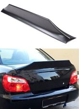 Ducktail for Subaru Impreza 00-07 rear boot trunk spoiler lip wing JDM wrx sti