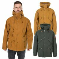 DLX Destroyer Mens DLX Waterproof Hooded Jacket Breathable Rain Coat