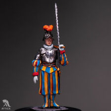 Pontifical Swiss Guard Bodyguard #4 Painted Toy Soldier Pre-Order | Collectible