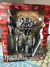 Transformers MOVIE ROTF Leader Megatron MIB 100% COMP. 2009