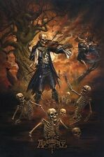 "Alchemy Poster ""Danse macabre"""