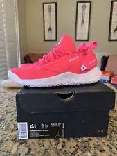 New listing New Nike Air Jordan 23 Protro Magenta Pink Girls Running Shoes 4.5y Bq8756-601