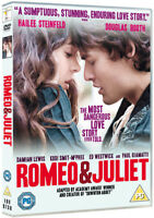 Romeo and Juliet DVD (2014) Hailee Steinfeld, Carlei (DIR) cert PG ***NEW***