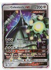 Pokemon - Celesteela GX SM67 Ultra Beast Card - Holo Foil - Promo (Normal Size)