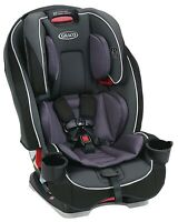 Graco Baby SlimFit 3-in-1 Convertible Car Seat Infant Child Booster Anabele NEW